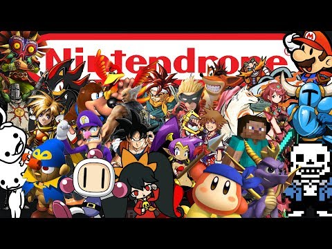 The Ultimate Super Smash Bros Roster Rant - Nintendrone thumbnail