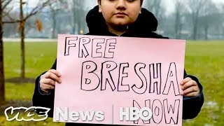 #FreeBresha  The Story Behind the Movement  VICE News Tonight on HBO