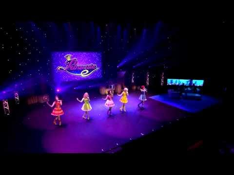 Live Optreden Prinsessia