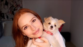 I got a puppy! | Madelaine Petsch