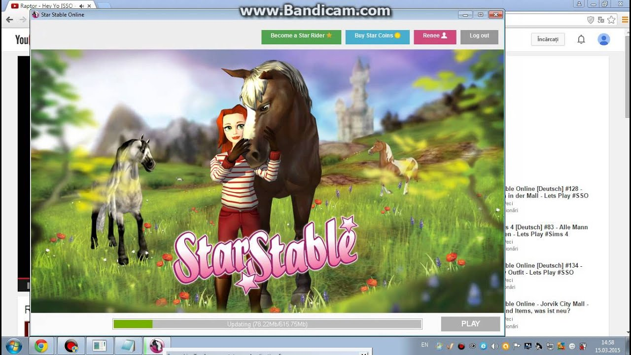 Star Stable Login