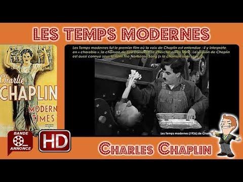 Les Temps modernes de Charles Chaplin (1936) #MrCinéma 11