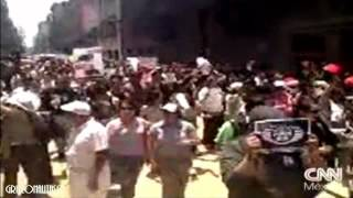 Marcha Anti-Peña Nieto; D.F.