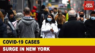 COVID-19: New York Emerges As Epicenter Of Pandemic In US With 15,000 Active  Cases | Ground Report