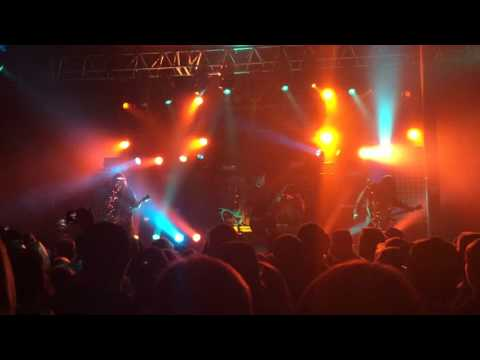 """Seether - """"Lithium"""" (Nirvana Cover) Portland, OR 10/27/15"""