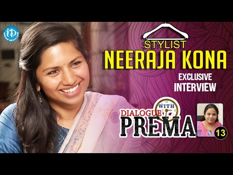 Stylist Neeraja Kona Exclusive Interview || Dialogue With Prema || Celebration Of Life #13
