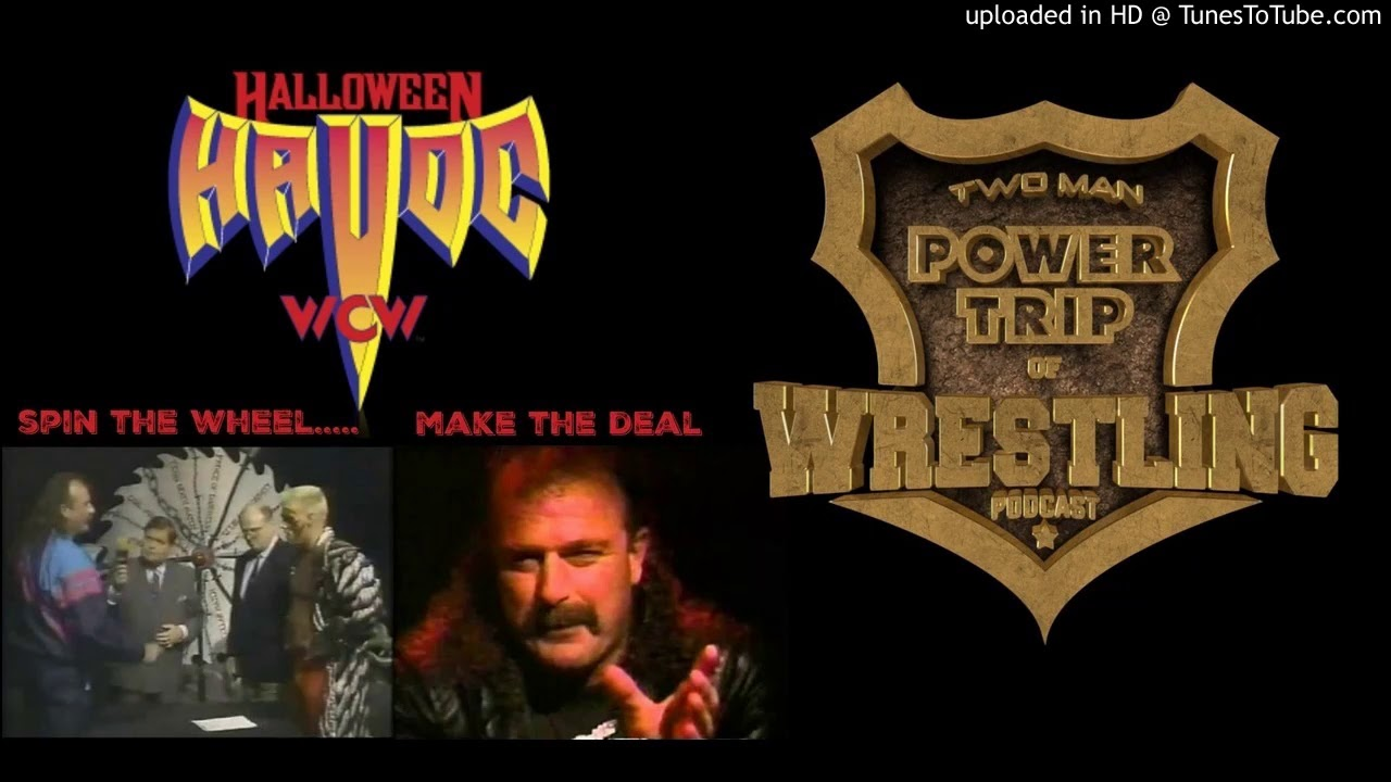 e6d08b93a75 Jake The Snake Roberts On Spin The Wheel Make The Deal