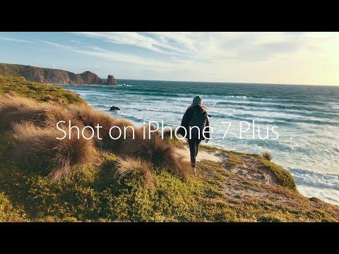 iPhone 7 Plus + DJI Osmo Mobile Cinematic Footage 4k Video