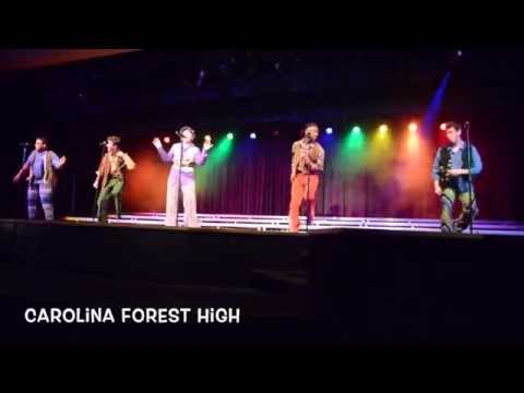 Carolina Forest 'Broadway Bound' 2015 Jackson 5 Medley