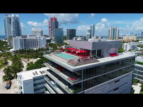 321 OCEAN DRIVE $35M PENTHOUSE IN MIAMI BEACH, FL