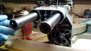 Hitachi miter saw linear bearing