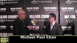 Michael Paul Chan  I  Major Crimes 100 Episodes Celebration  I  2017