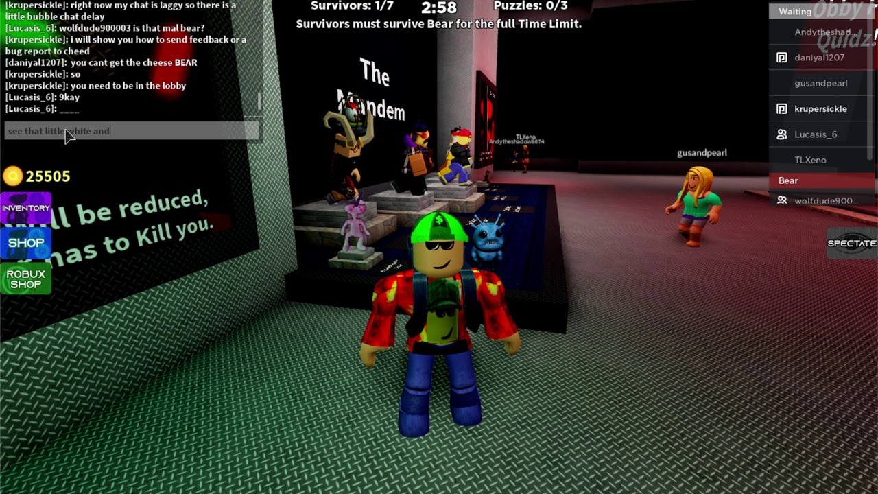 How To Report Game Bug Roblox How To Send Feedback Bug Report To Cheed Roblox Bear Youtube