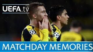A Dortmund-Legia goalfest and a City-Bayern thriller: Matchday five memories