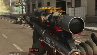 I hit shots like this in a $50,000 Tournament...(Warzone)