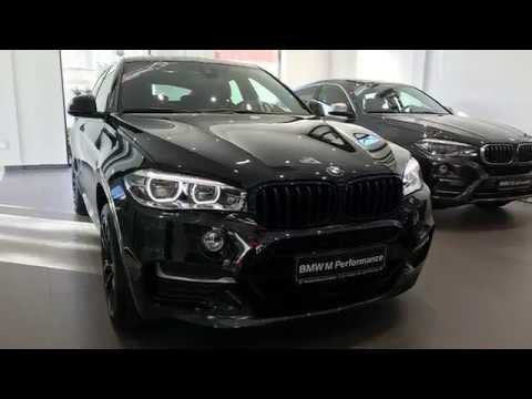 Bmw X6 M50d F16 Performance 475 Sapphire Black Metallic Gmat