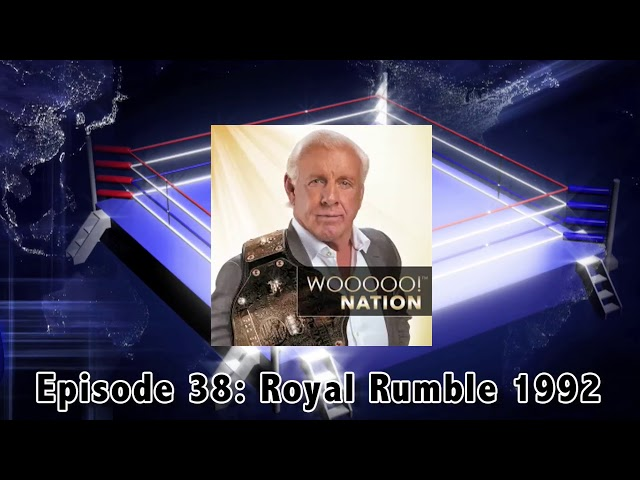 Wooooo! Nation #38 Royal Rumble 1992