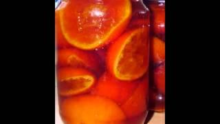 Варенье из мандаринов, рецепт