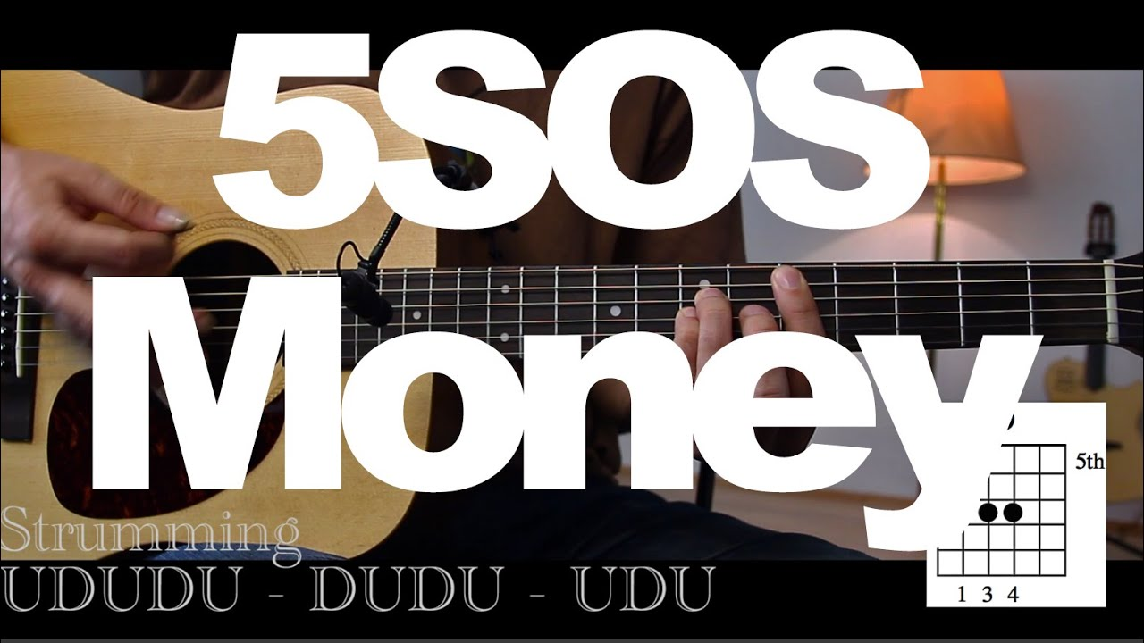how to play money for nothing on acoustic guitar