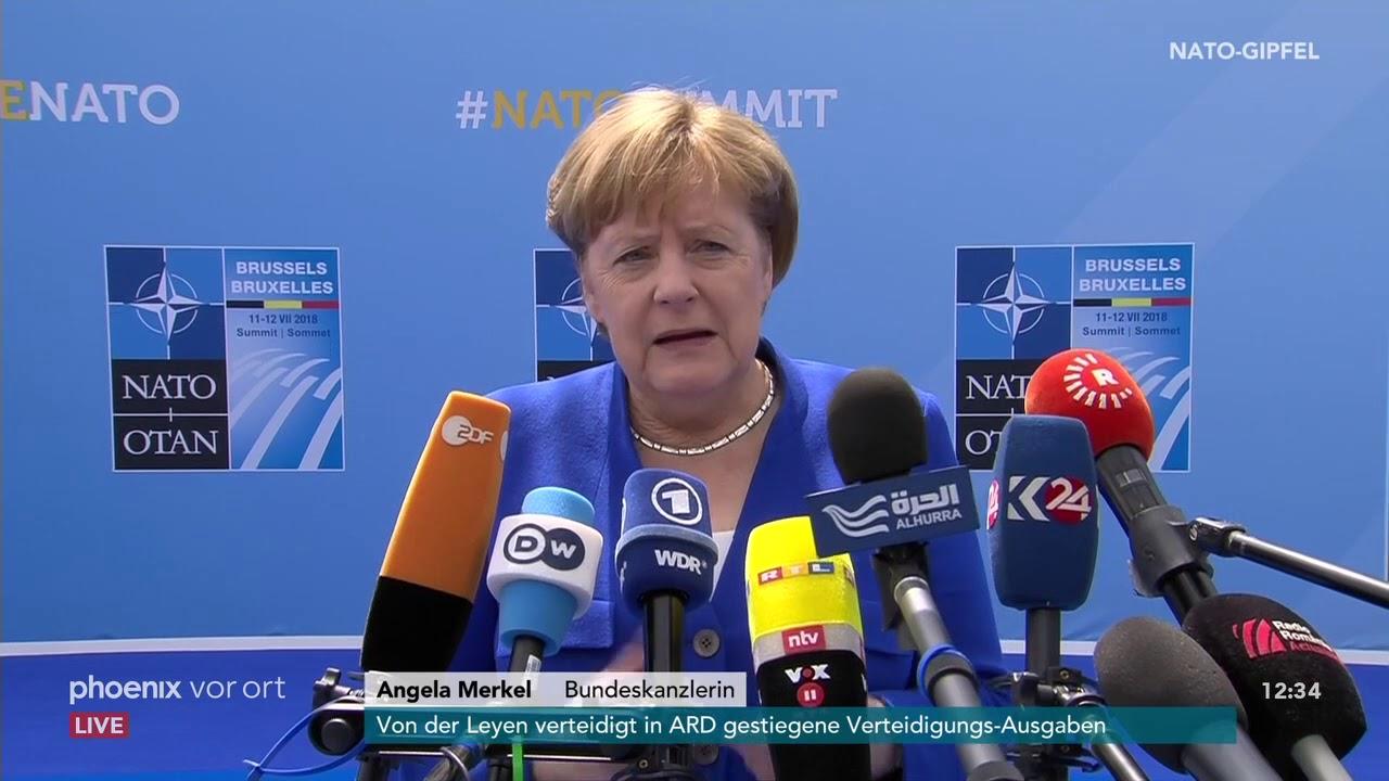 Kritik An Merkel Deutschland