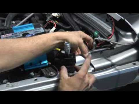 Arb Air Compressor Mount Install Video From Mountain Off Road