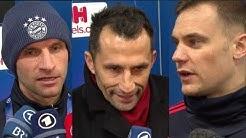 3:0! Superduo Gnabry und Lewandowski führt Bayern zum Sieg