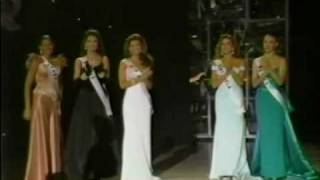 Miss Universe 1996 - Crowning Moment