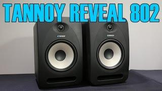 Tannoy Reveal 802 Active Studio Monitors