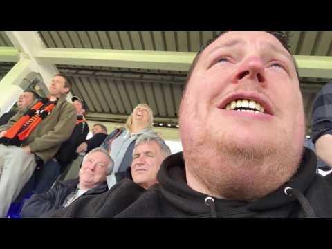 Hartlepool United F.C. 0  v Barnet F.C. 2 | Rossi Eames Black & Amber | (22/04/17) Matchday Vlog