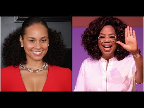 Alicia Keys To Release Autobiography Through Oprah Winfrey's Publishing Imprint Mp3