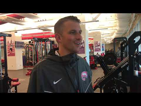WKU FB HC Mike Sanford 9-6-18