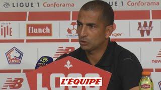 Lamouchi «Un non-match en deuxième mi-temps» - Foot - L1 - Rennes