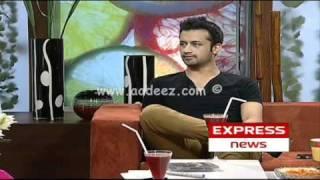 Atif Aslam - Yeh Subha Tumhari Hai (Part 2) || www.aadeez.com