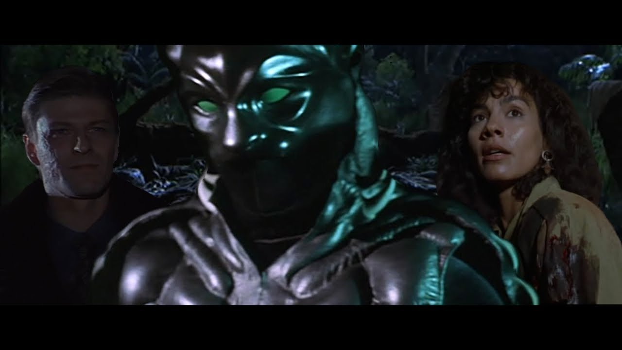 Black Panther (1992) Trailer - What The Film WTF 2018-03-23 12:33