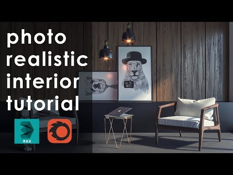 Photo-Realistic Interior Rendering Tutorial (3ds Max And Corona)