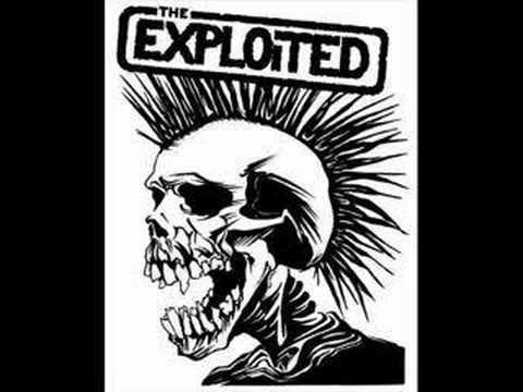 Exploited - Violent society
