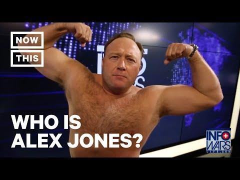 Who is Alex Jones? Conspiracy Theorist & Host of Infowars   NowThis