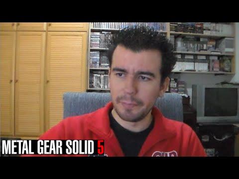 REACCIONES DEL PÚBLICO (sobre qué esperáis de Metal Gear Solid V: The Phantom Pain)