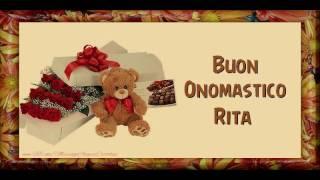 Buon Onomastico Rita!