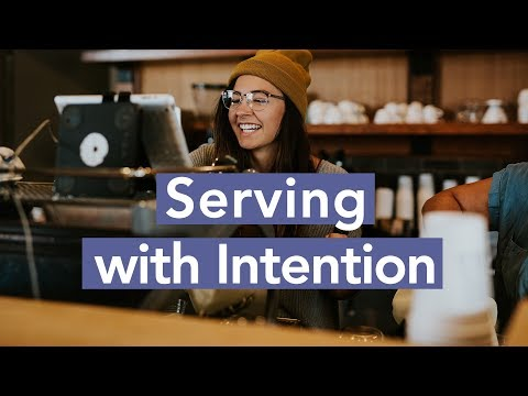 Serving With Intention - Bruce Downes The Catholic Guy