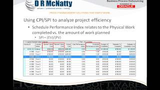 OCTOBER 2012 - CALCULATING EARNED VALUE AND ESTIMATE TO COMPLETE IN PRIMAVERA P6