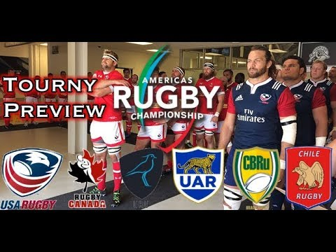 Americas Rugby Championship 2018 Preview  Ft Tosan of Viral Rugby   The Hook 15