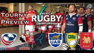 Americas Rugby Championship 2018 Preview  Ft Tosan of Viral Rugby | The Hook 15