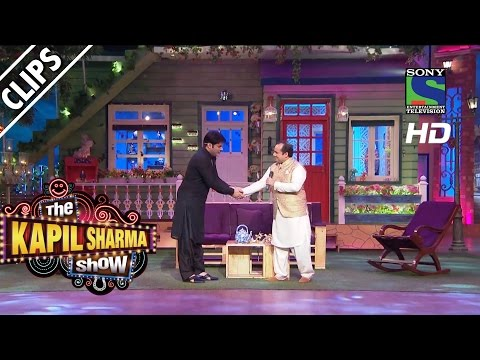 Kapil welcomes Rahat Fateh Ali Khan to the show -The Kapil Sharma Show -Episode 18 - 19th June 2016