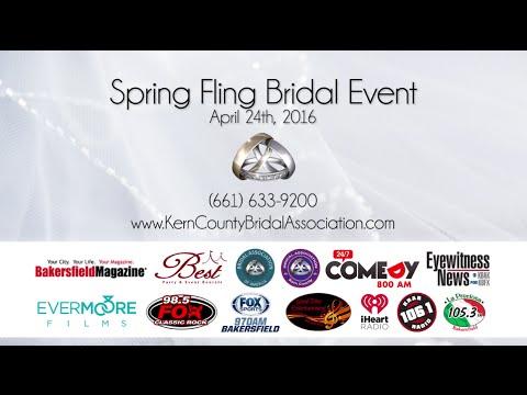 Kern County Wedding & Bridal Association | 4.24.16 TV Commercial | Bakersfield, CA