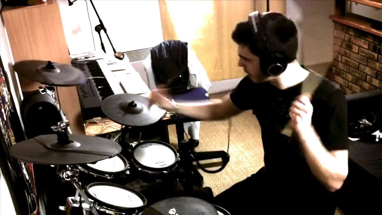 Linkin Park - New Divide HD - Awesome Drum Remix - Linkin