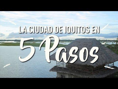 Buen Viaje a Iquitos – 5 pasos para sumergirse en el movimiento de la selva