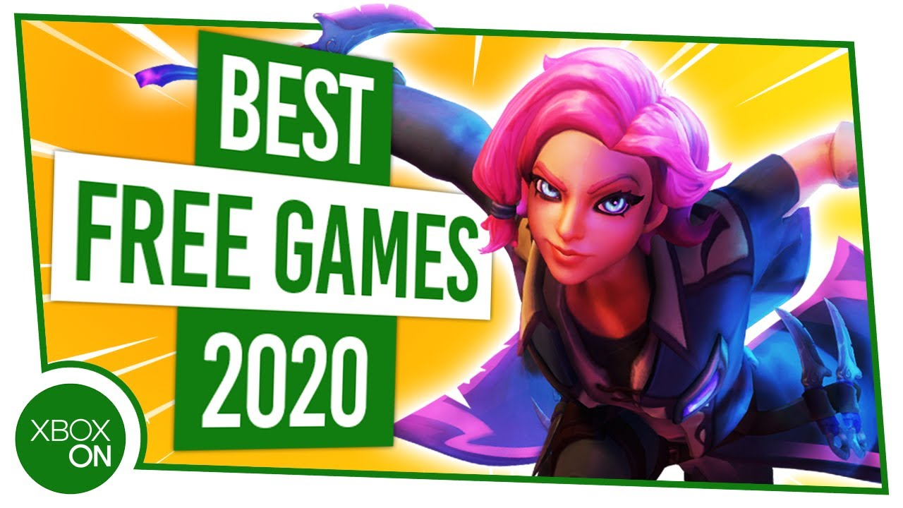 Best Free Games In 2020 On Xbox One Youtube