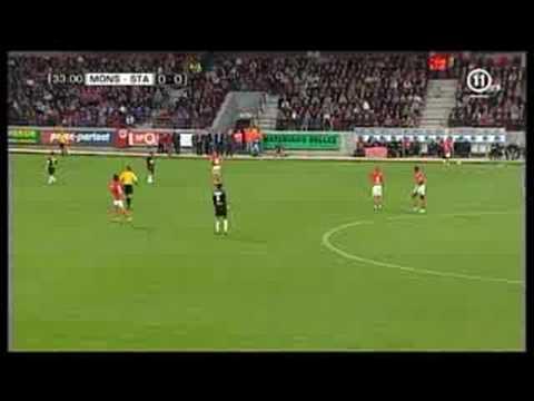 Dare Nibombe - Mons v. Standard Liege - Part 2
