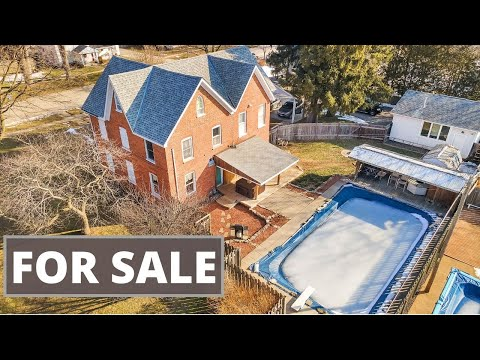 Windsor Ontario Real Estate Property For SALE -  277 HUGHES STREET, Dresden, Ontario N0P 1M0